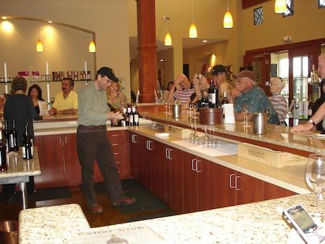 Herzog Wine Cellars – Wine Tasting
