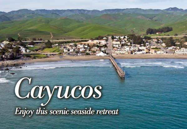 Cayucos On Highway 1 Small Town Becoming A Restaurant Destination